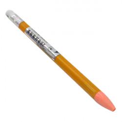 2B學生考試專用鉛筆(台灣筆樂)(隨機顏色)