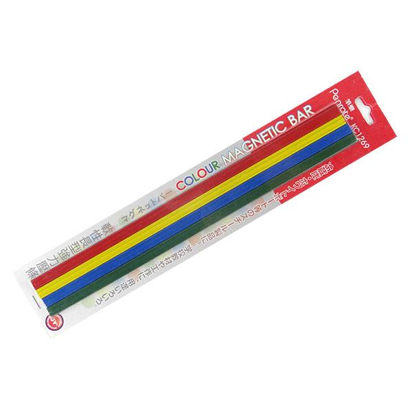 30公分軟性長型強力壓條(4入裝)/磁鐵壓條(台灣筆樂)