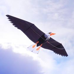 3D立體白頭鷹造型風箏(美國老鷹)(2米前桿式)(全配/附150米輪盤線)