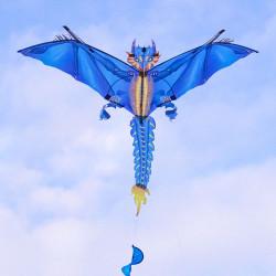 飛天恐龍造型風箏(157*278)(全配/附150米輪盤線)